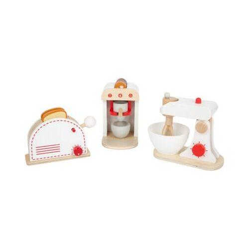Small Foot Küchengeräte-Set Kinderküche weiß