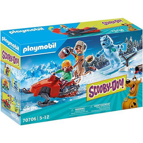 PLAYMOBIL® 70706 PLAYMOBIL SCOOBY-DOO! Abenteuer mit Snow Ghost