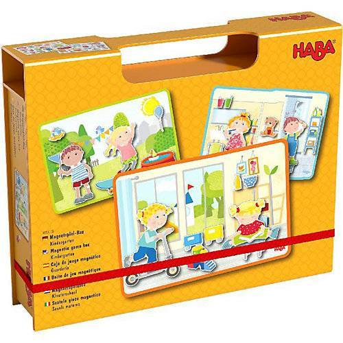 HABA Magnetspiel-Box Kindergarten (Kinderspiel)
