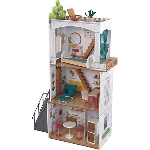 KidKraft Puppenhaus Rowan weiß