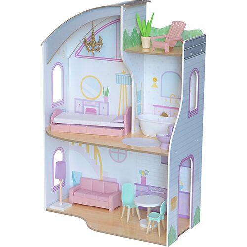 KidKraft Puppenhaus Elise weiß