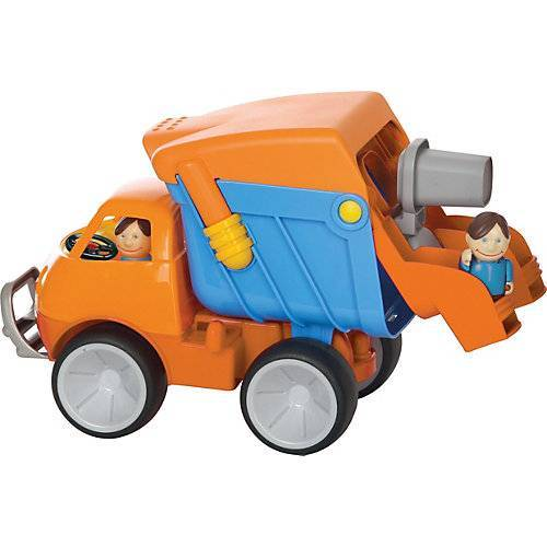 GOWI Müllauto Box