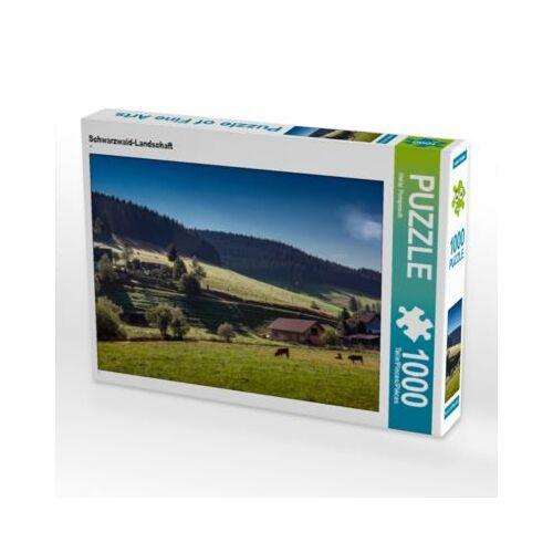 CALVENDO® Schwarzwald-Landschaft Foto-Puzzle Bild von Heinz Pompsch Puzzle
