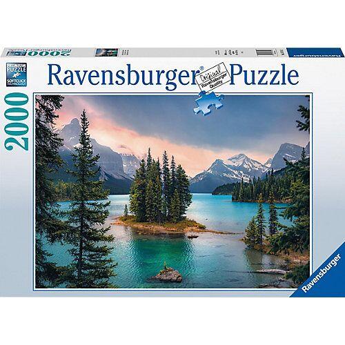 Ravensburger Puzzle Spirit Island Canada, 2.000 Teile