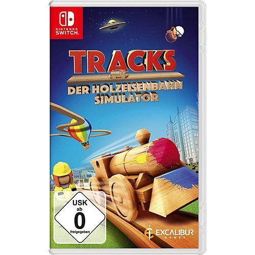 Nintendo Switch Tracks - Der Holzeisenbahn Simulator