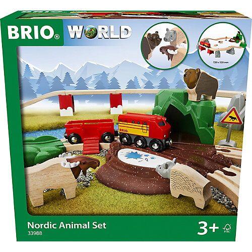 BRIO Nordische Waldtiere Set