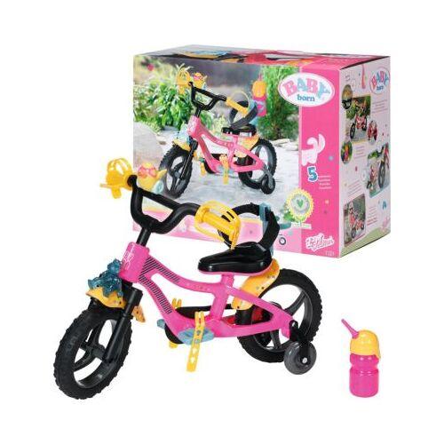 Zapf Creation BABY born® Fahrrad bunt