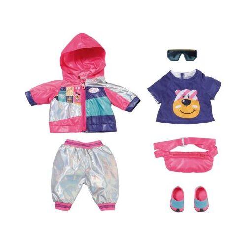 Zapf Creation BABY born® Deluxe Fahrrad Outfit Set 43 cm bunt