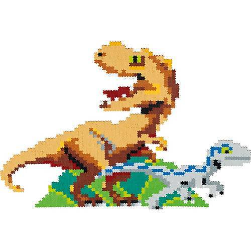 Schmidt Spiele Jixelz Puzzle Jurassic World, 1.500 Teile