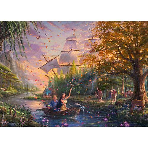Schmidt Spiele Puzzle Disney, Pocahontas, 1.000 Teile