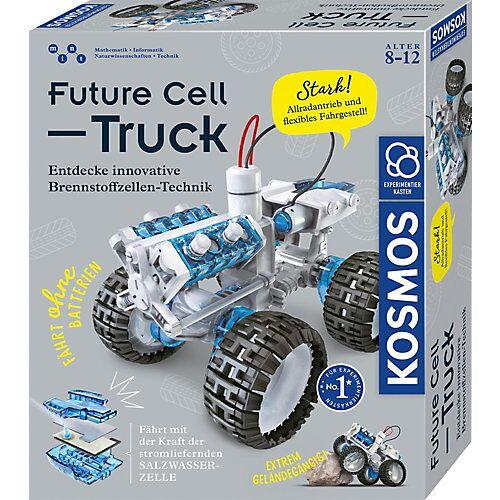Kosmos Future Cell-Truck - Entdecke innovative Brennstoffzellen-Technik