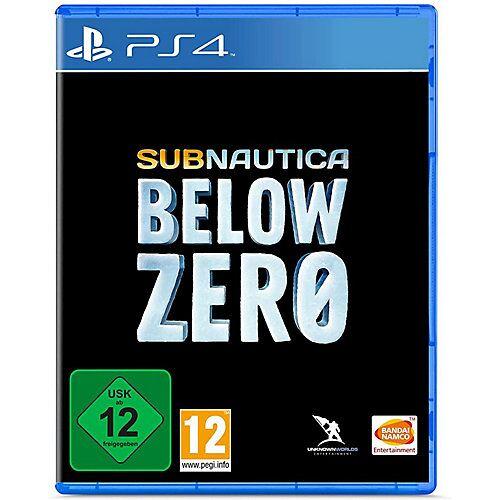 BANDAI PS4 Subnautica: Below Zero