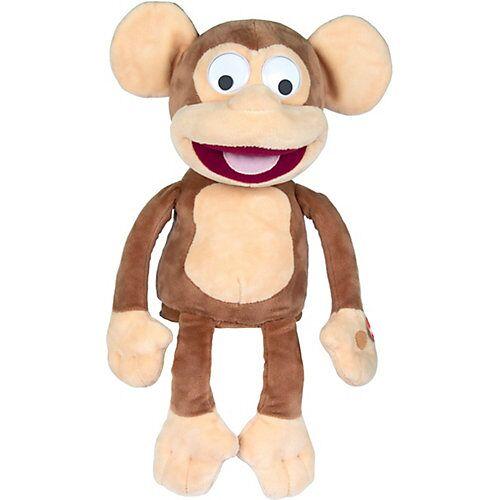 IMC Toys Verrückter Affe braun