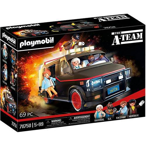 PLAYMOBIL® The A-Team Van