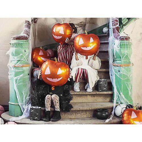 LET ` S PARTY BOX ! Halloween Partydeko Set orange/schwarz