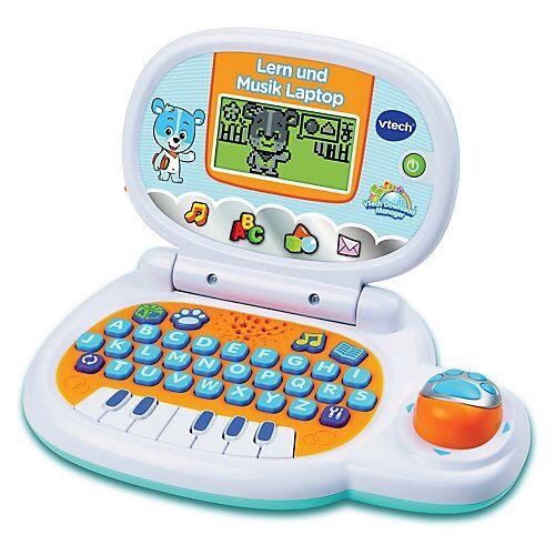 Vtech Lern und Musik Laptop, blau