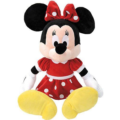 Nicotoy Disney Minnie Red Dress, 50cm