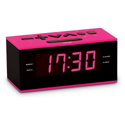 bigben Radiowecker RR60, pink