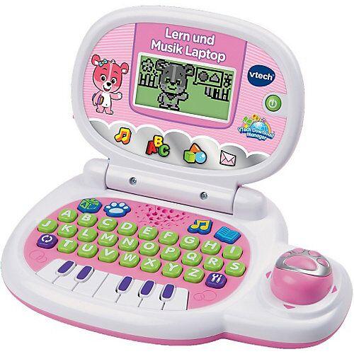 Vtech Lern und Musik Laptop, pink
