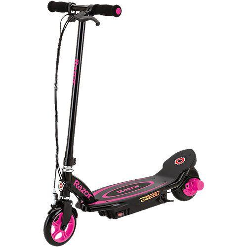 Razor Elektroscooter Power Core E90 pink
