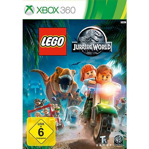 LEGO XBOX360 LEGO Jurassic World