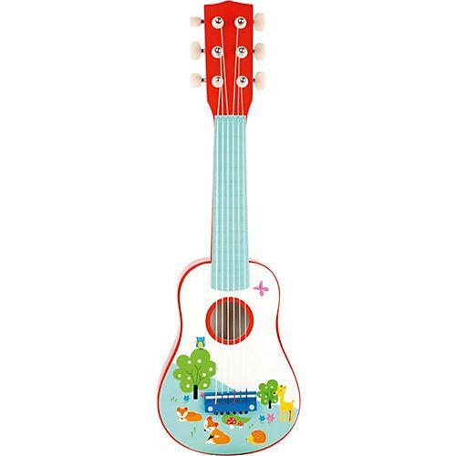 Small Foot Kleiner Fuchs Gitarre bunt