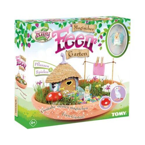 TOMY My Fairy Garden - Magischer Feen Garten