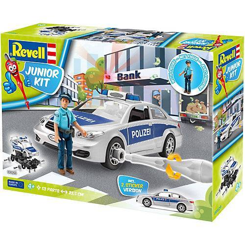 Revell Junior Kit - Polizei mit Figur