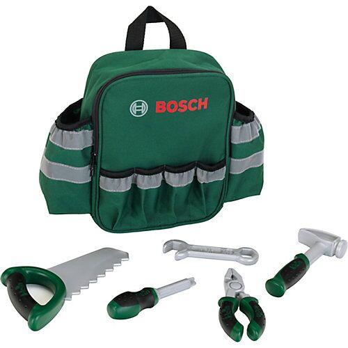 Klein BOSCH Werkzeug-Rucksack inkl. 5 Handwerkzeugen