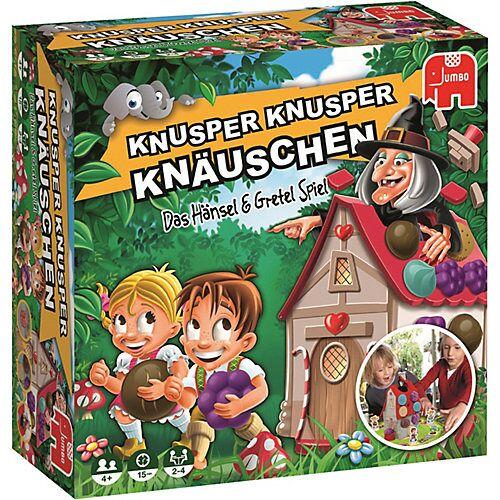 Jumbo Knusper Knusper Knäuschen