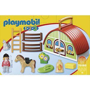 PLAYMOBIL® 70180 Mein Mitnehm-Reiterhof
