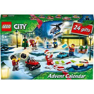 LEGO® City 60268 LEGO® City Adventskalender