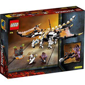 LEGO® NINJAGO® 71718 Wus gefährlicher Drache