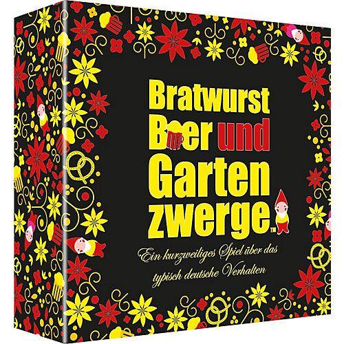 Pegasus Bratwurst, Bier und Gartenzwerge (Kartenspiel)