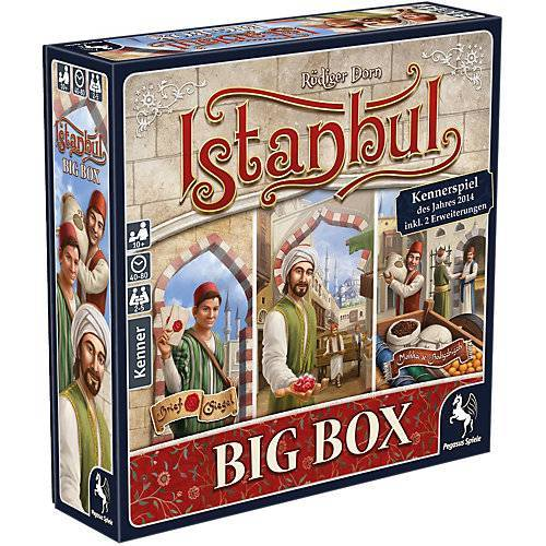 Pegasus Istanbul Big Box (Spiel)