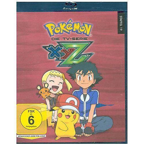 Pokemon Blu-Ray Pokémon Staffel 19: XYZ Hörbuch