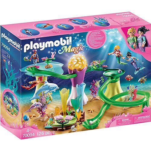PLAYMOBIL® 70094 Korallenpavillon mit Leuchtkuppel