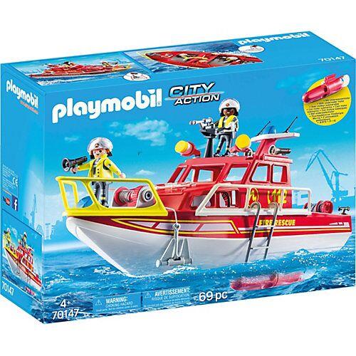 PLAYMOBIL®70147 Feuerlöschboot