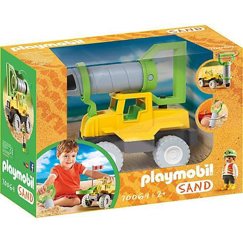 PLAYMOBIL® PLAYMOBIL 70064 Bohrfahrzeug