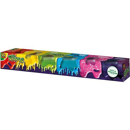 SES Creative Schleim Sechserpack 6 x 120 Gramm