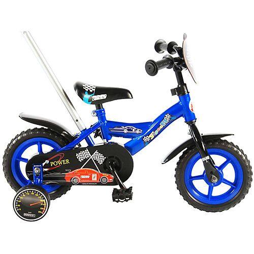 Volare Power Kinderfahrrad - Jungen - 10 Zoll - Blau blau