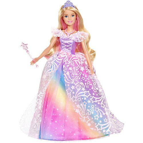 Mattel Barbie Dreamtopia Ballkleid Prinzessin Puppe (blond)