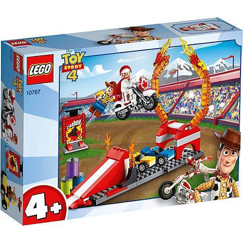 LEGO® 10767 Juniors Toy Story 4: Duke Cabooms Stunt Show