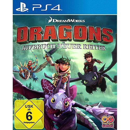 Dragons PS4 Dragons - Aufbruch neuer Reiter