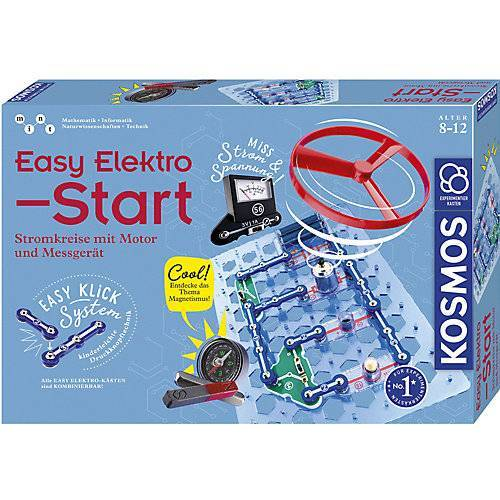 Kosmos Easy Elektro - Start Elektrokasten
