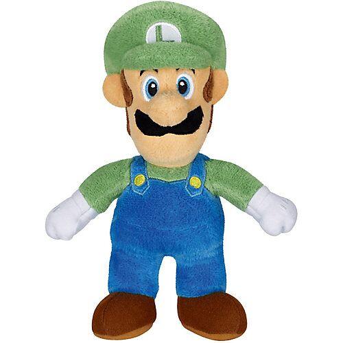 Luigi Plüschfigur 20 cm