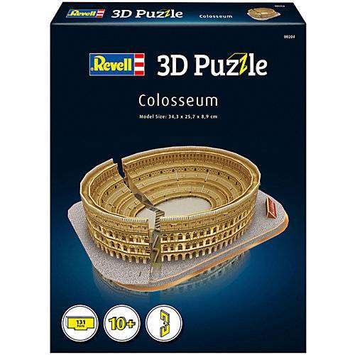 Revell 3D-Puzzle Colosseum, 131 Teile