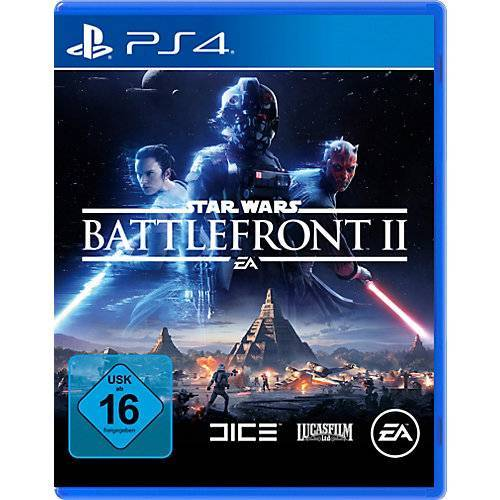ak tronic PS4 Star Wars Battlefront 2