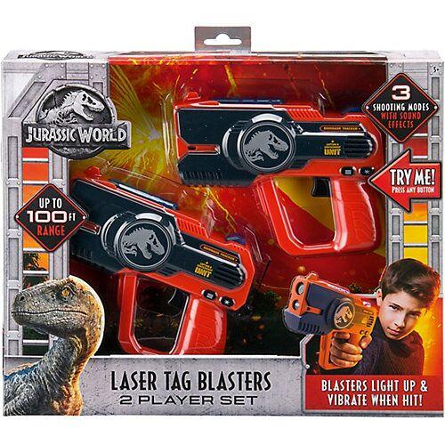 Jurassic World Ekids Jurassic World Laser Tag Blaster