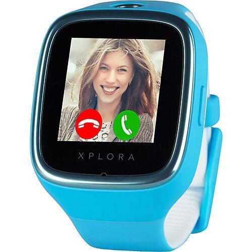 XPLORA Smartwatch/GPS-Handyuhr XPLORA 3S blau Jungen Kinder